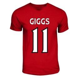 Ryan Giggs Manchester United Hero T-shirt (red)