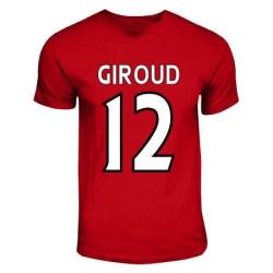 Olivier Giroud Arsenal Hero T-shirt (red)
