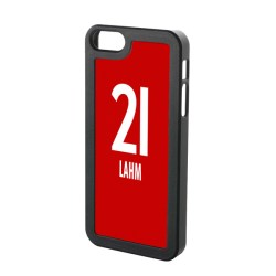 Phillip Lahm Bayern Munich Iphone 4 Cover (red-white)