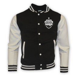 Juventus College Baseball Jacket (black)