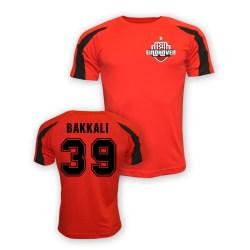Zakaria Bakkali Psv Eindhoven Sports Training Jersey (red) - Kids