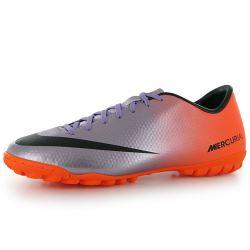 Nike Mercurial Victory Mens Astro Turf Trainers (Purple-Black)