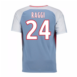 2017-18 Monaco Away Shirt (Raggi 24)