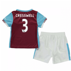 2016-17 West Ham Home Baby Kit (Cresswell 3)