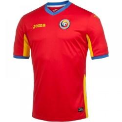 2016-2017 Romania Away Joma Football Shirt (Kids)