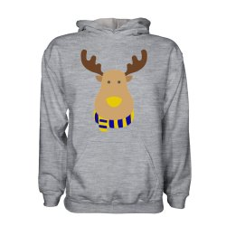 Las Palmas Rudolph Supporters Hoody (grey) - Kids