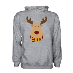 Roma Rudolph Supporters Hoody (grey) - Kids