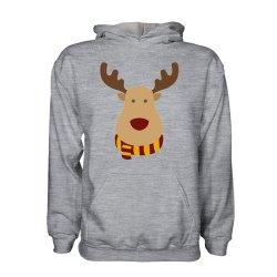 Spain Rudolph Supporters Hoody (grey) - Kids