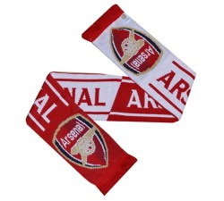 Arsenal Half And Half Scarf ?????????