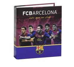 Barcelona A5 Cardboard Ringbinder 4 Rings-511225163