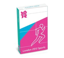 Olympic Sports Icons Playing Cards