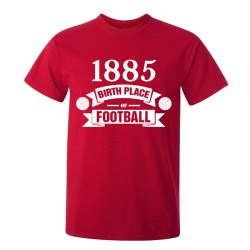 Southampton Birth Of Football T-shirt (red)