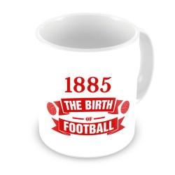 Southampton Birth Of Football Mug