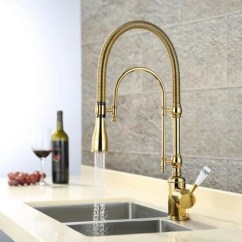 Automatic Kitchen Faucet Wire Shelving Brass Pressurize Mixer Water Multi-function Sink ...