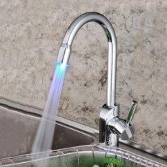 Automatic Kitchen Faucet Rugs Ikea Led Taps : Uktaps.co.uk Uk Online Store