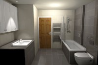 Ideas & Tips for Creating Stylish Over Bath Showers