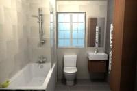 Shower Over Bath Ideas - Home Design