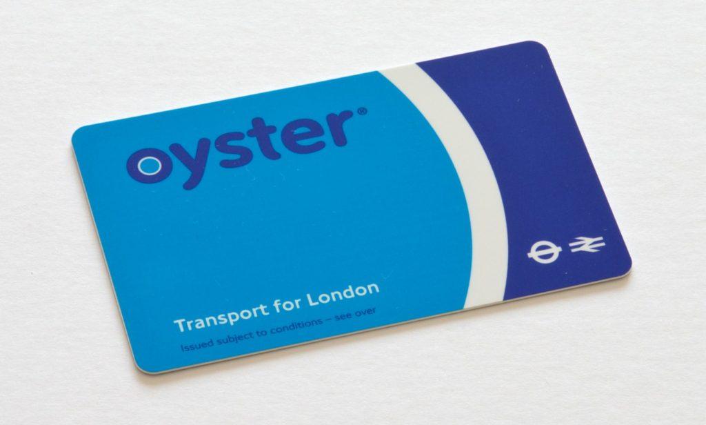 Oyster Cardを買うのに苦労した話   NOISY NOTES