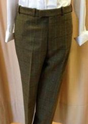 6129 - Waterproof Tweed Trousers