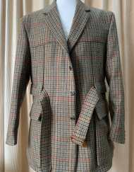 Waterproof Tweed 6114 Tweed Norfolk Jackets