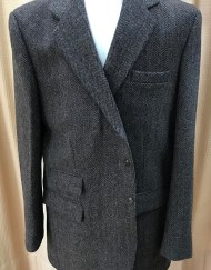 520158 Harris Tweed Jacket