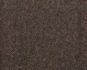 PS370-2002-17 Dark Brown Mix Shetland Tweed Jackets