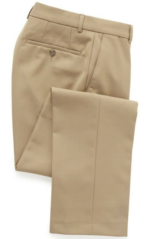 Camel Cavalry Twill Trousers