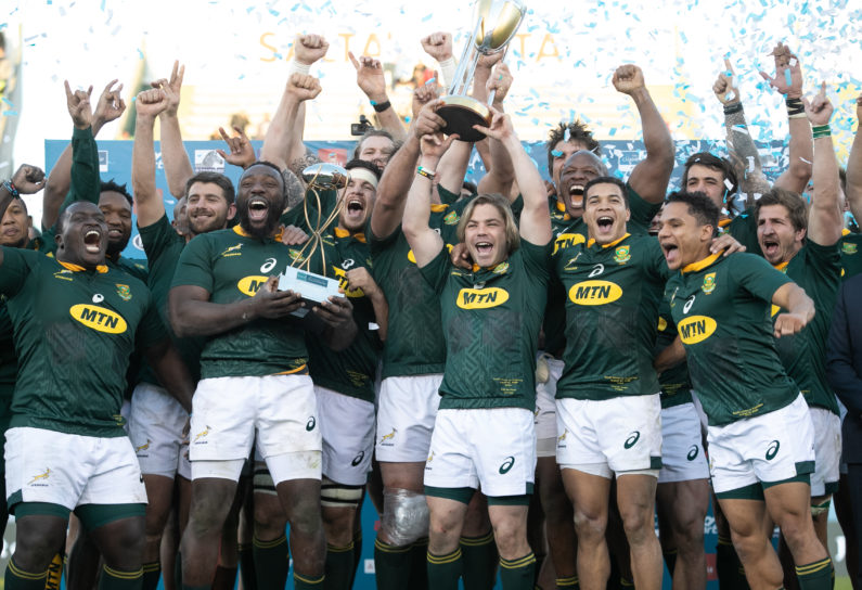Springboks Rugby World Cup 2019 Victory