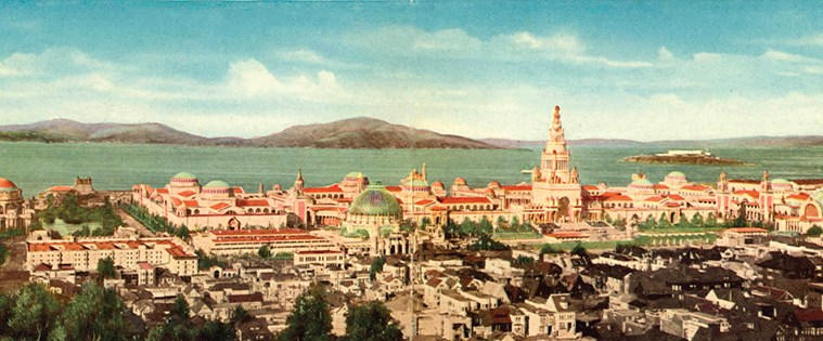 Panama-Pacific International Exposition (PPIE)