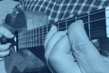 blues ukulele lesson