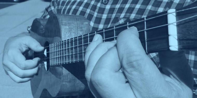 blues ukulele lesson