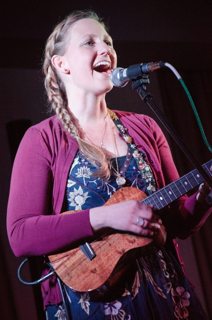 Victoria Vox. Photo credit: Kelly Anderson/Palm Strings Uke Fest