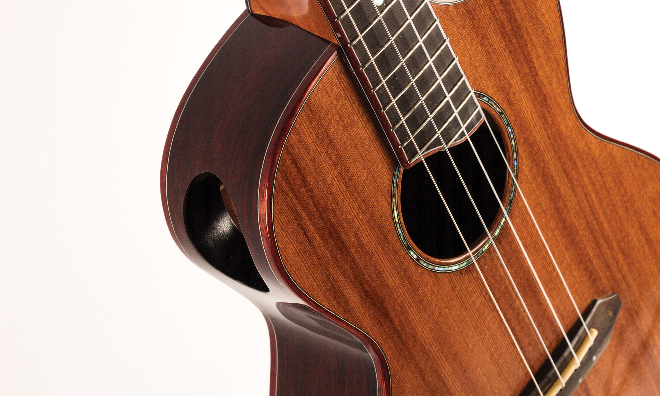 Ukulele Fret Wire Thickness Center Fretboard Diagram Gear Guru 5 Overlooked Features When Buying Your First Or Next Rh Ukulelemag Com G Chord Template