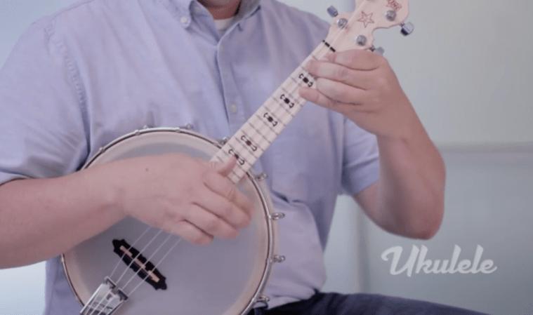 Deering Banjo Uke
