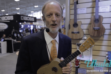 Ukulele Summer NAMM Blueridge