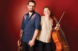 James Hill Ukulele Magazine Cello Uke Anne Janelle