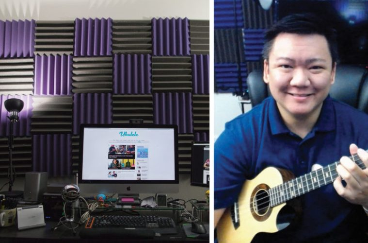 DIY Ukulele Video Tips Lessons Uke Magazine Craig Chee