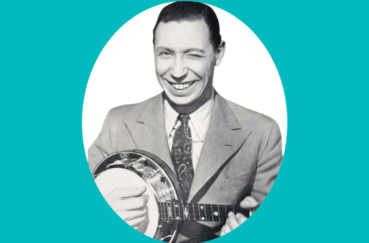 Gods Of Uke How George Formby Became The Uks Highest Paid