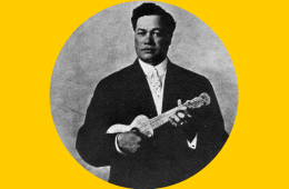 Gods of Uke Ernst Ka'ai Ukulele Magazine Hawaiian Music Uke