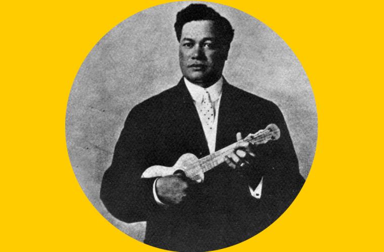 Gods Of Uke Ernest Kaai A Pioneering Ukulele Virtuoso Composer