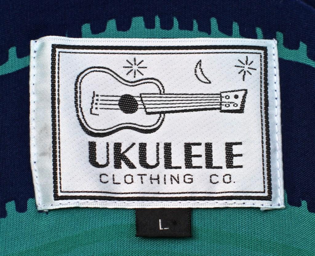Ukulele label