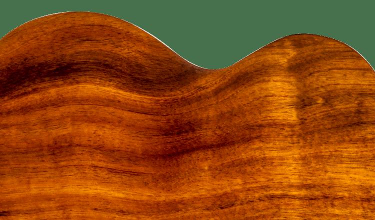 the future of koa ukulele back