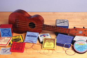 Ukulele Strings Vintage Gut