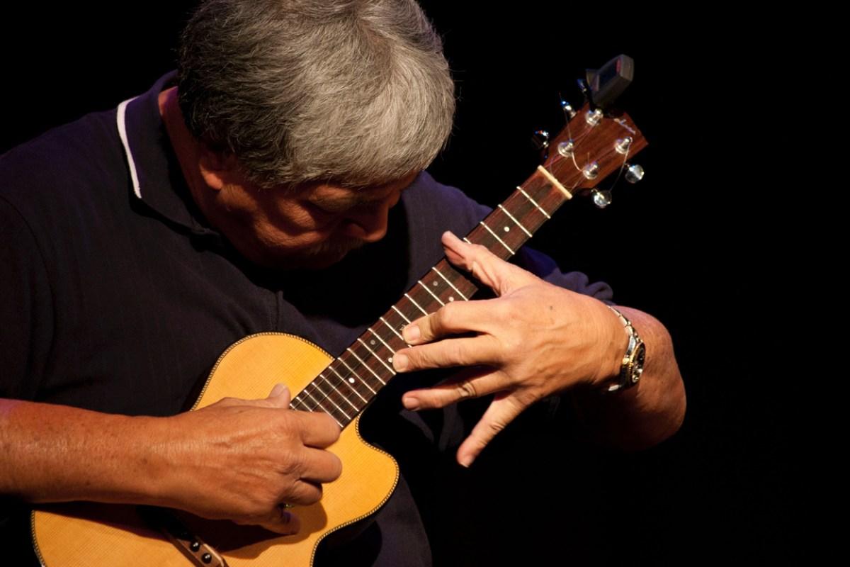 benny chong ukulele llive