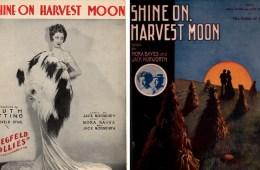 shine on harvest moon uke