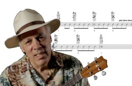 ukulele teacher fred sokolow and music notation