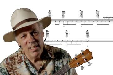 ukulele teacher fred sokolow and music notation