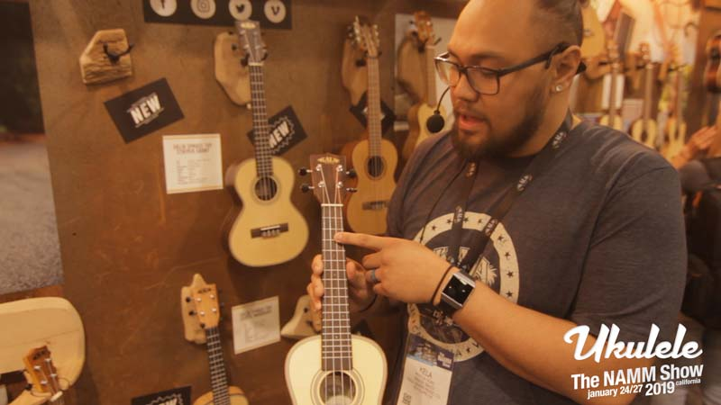 kala brand s latest ukulele lines at namm 2019 ukulele. Black Bedroom Furniture Sets. Home Design Ideas