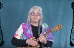 Cathy Fink ukulele lesson how to practice with a metronome