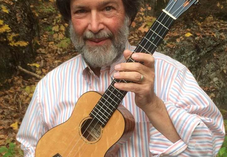 Jerry Posner won the Kanile'a Uke Giveaway